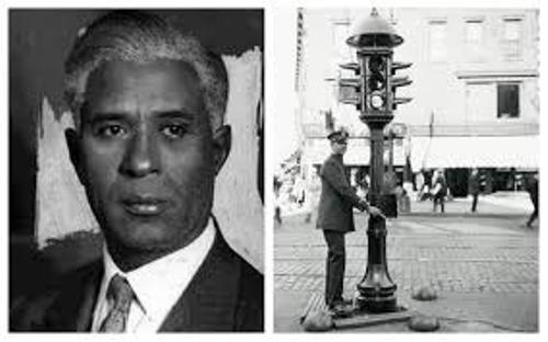 Garrett Morgan Traffic Light