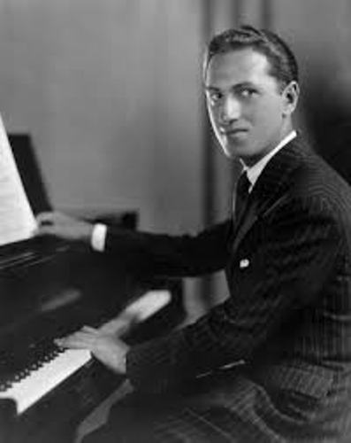 George Gershwin Piano