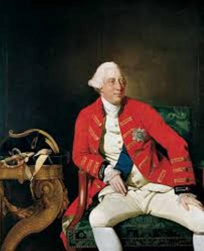 George King George III Look