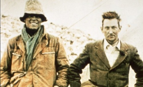 George Mallory Pic.