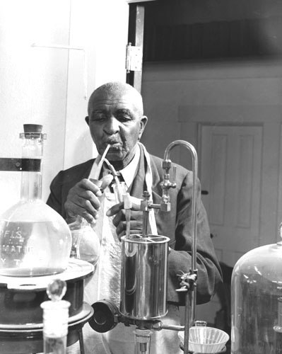 george washington carver and his inventions George washington carver's inventions using soybeans stains paints george washington carver's inventions using clay paints and stains– us.