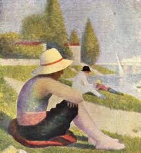 Georges Seurat Pic