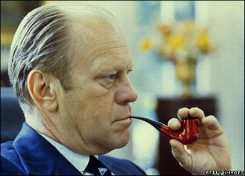 Gerald Ford Old