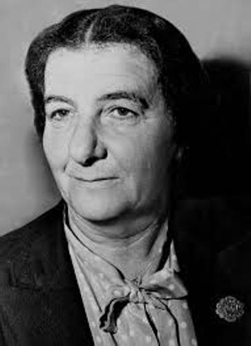 Golda Meir Young