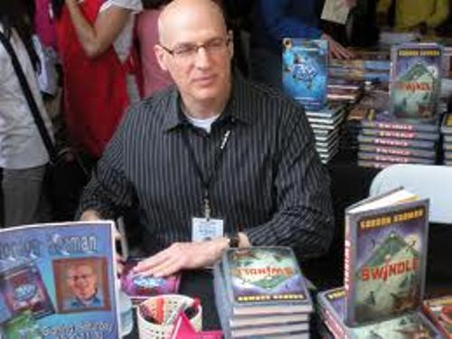Gordon Korman Pic