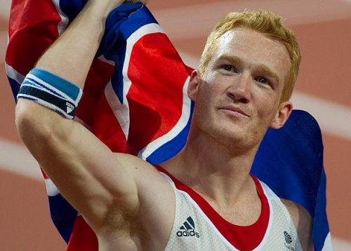 Greg Rutherford Image