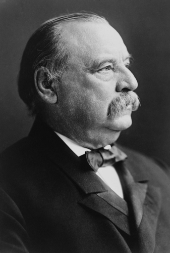 Grover Cleveland facts