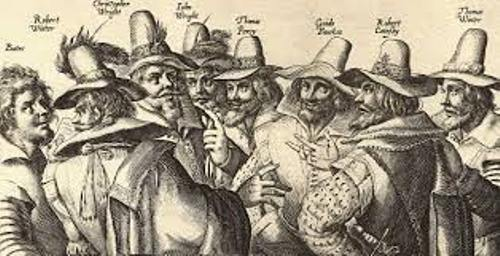 Guy Fawkes Pic