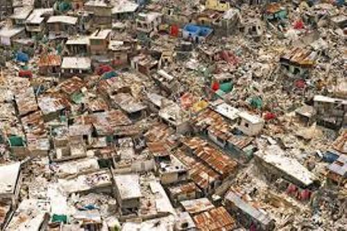 haiti earthquake facts - Khafre