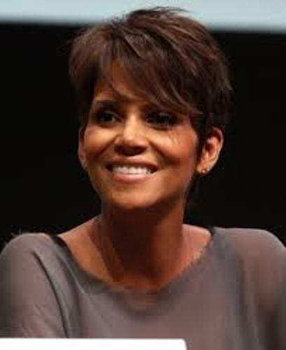 Halle Berry Cute