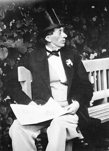 Hans Christian Andersen Old