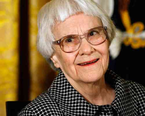 Harper Lee Old