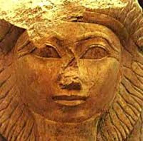 a biography of queen hatshepsut an egyptian pharaoh Hatshepsut was a female pharaoh of egypt she reigned between 1473 and 1458 bc her name means foremost of noblewomen her rule was relatively peaceful and she was able to launch a building.