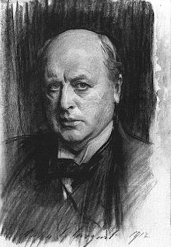 Henry James Author