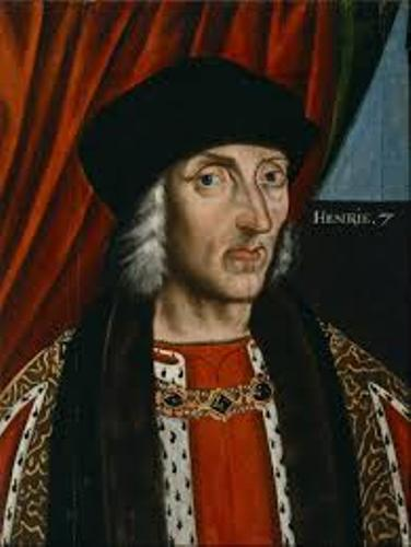 Henry VII Painting