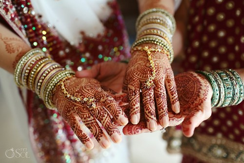 Hindu Wedding Mehndi