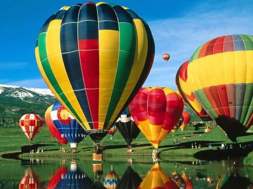 Hot Air Balloon Pics
