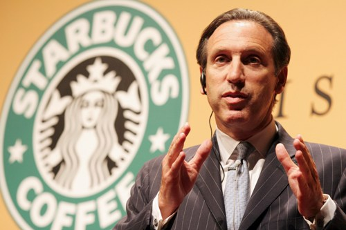 Howard Schultz CEO