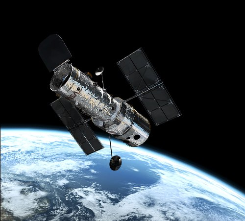 Hubble Telescope Space