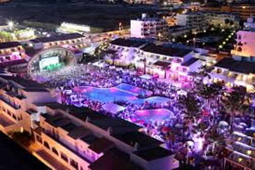 Ibiza nightlife