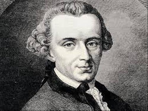 Immanuel Kant Young
