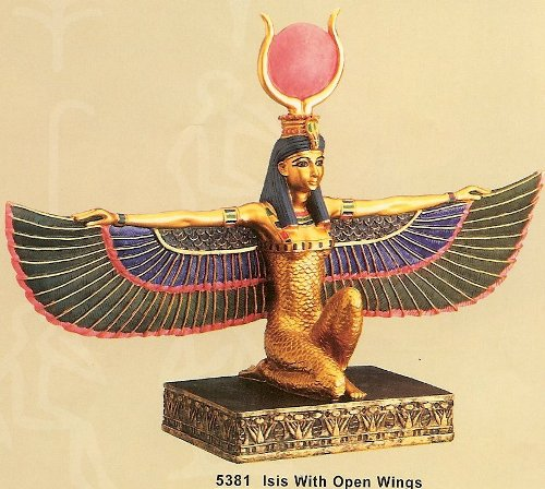 Isis the Egyptian Goddess facts