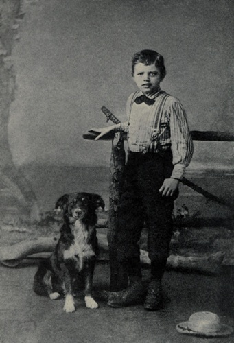 Jack London As Kid