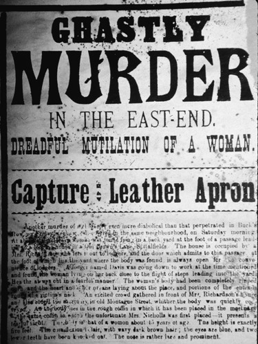 Jack The Ripper Fact