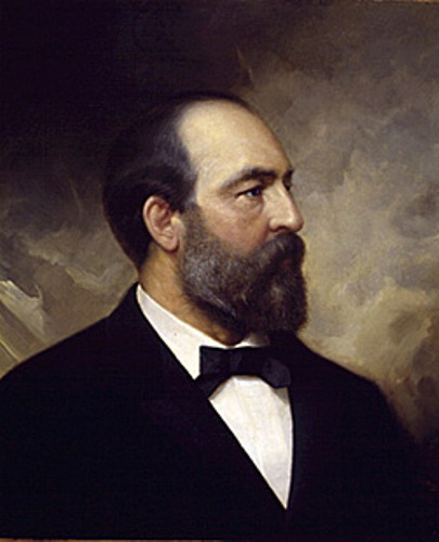 James Garfield Image