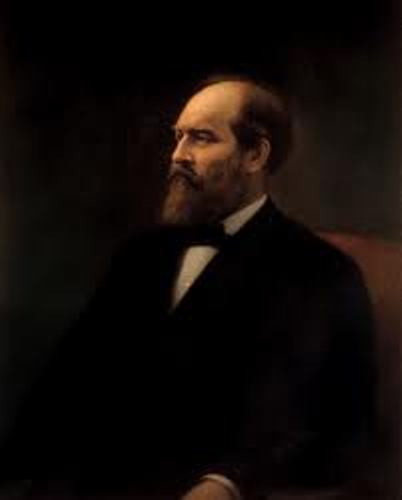 James Garfield Pic