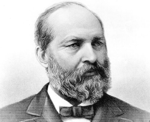 James Garfield President