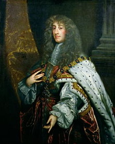 James II Facts