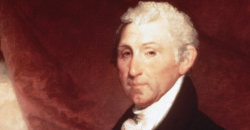 James Monroe facts