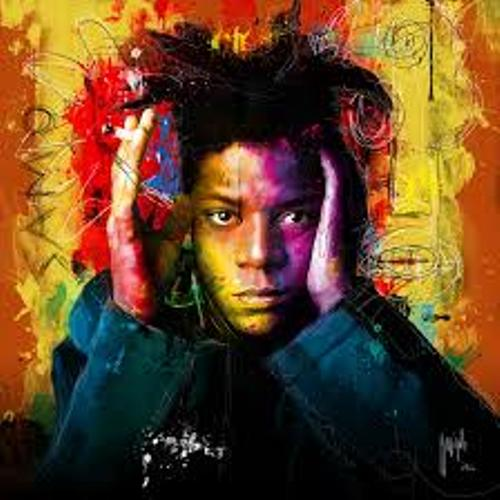 Jean-Michel Basquiat Face