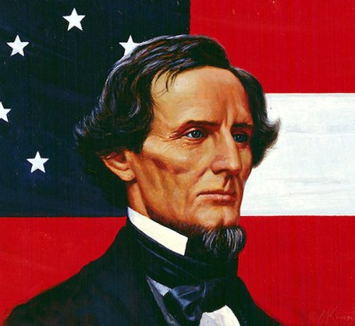 10 Interesting Jefferson Davis Facts My Interesting Facts