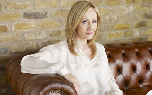 JK Rowling Author