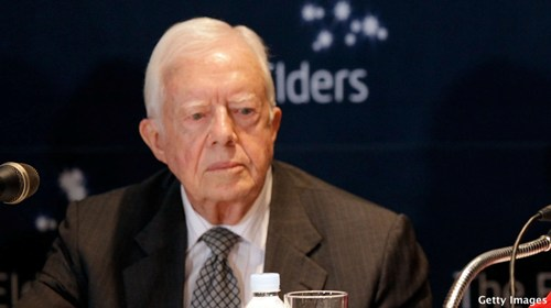 Jimmy Carter Old