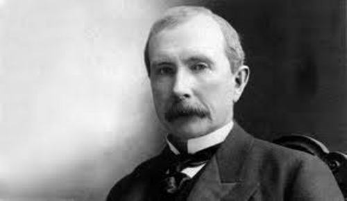John D Rockefeller Facts