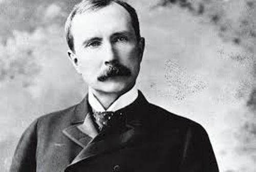 John D Rockefeller Young