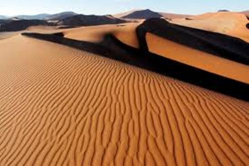 Kalahari Desert Facts