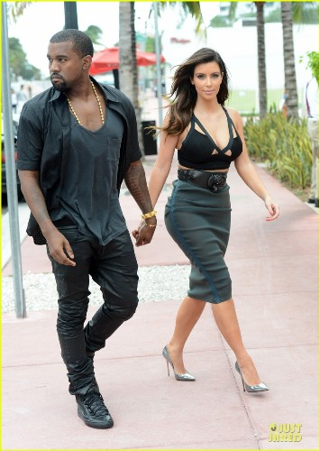 Kanye West and Fiance