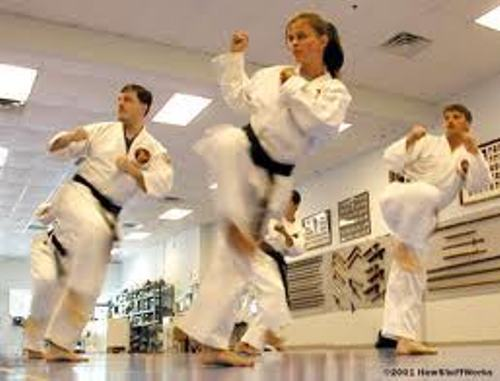 Karate in US