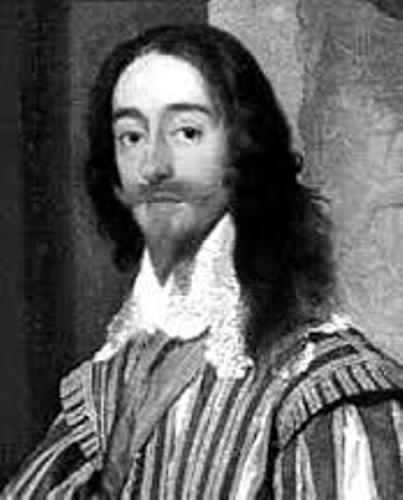 King Charles 1st Facts