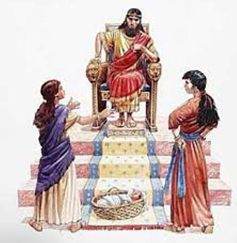 "a comparison of the rulership of king solomon and king david Appreciating jesus —the greater david and the greater solomon ""look something more than solomon is here"" —matt 12:42 1, 2 from a human point of view, why was it surprising that samuel was instructed to anoint david as king he did not look like a king."