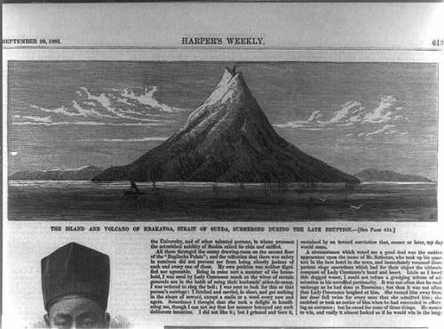 Krakatoa Newspaper