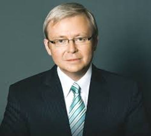 kevin rudd Image