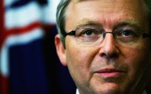kevin rudd Pic