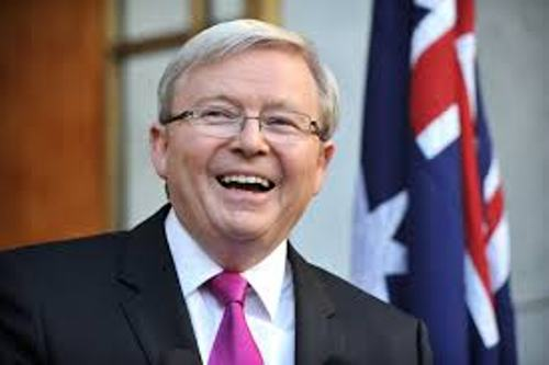 kevin rudd facts
