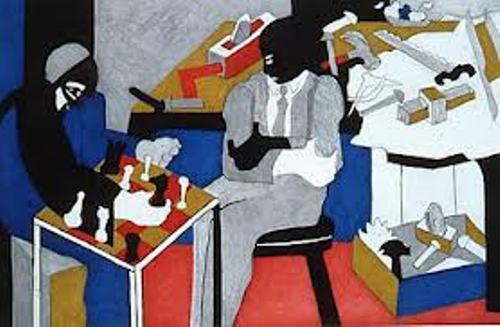 Jacob Lawrence Facts