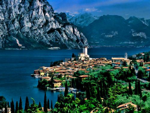 Lake Garda Beauty